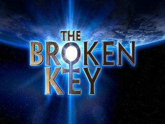The Broken Key. Il film